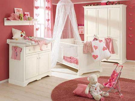 ide desain kamar tidur bayi