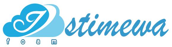 istimewa foam logo