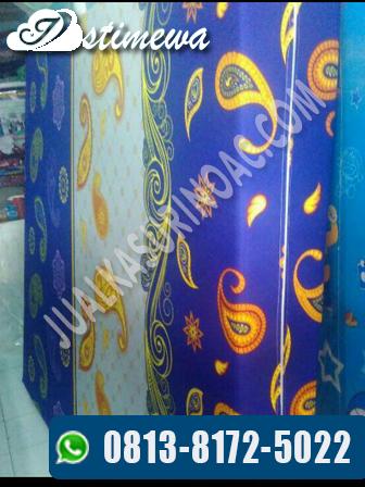 inoac motif biru