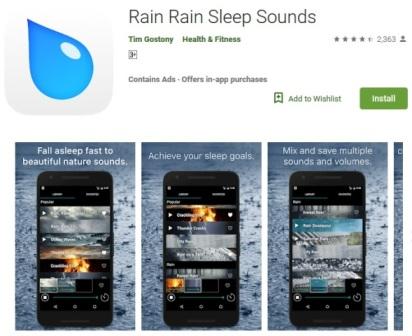 Aplikasi Android Gratis Agar Tidur Pulas