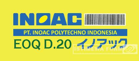inoac eoq d20