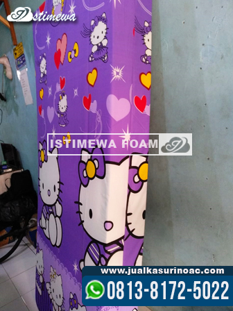 inoac motif hello kitty