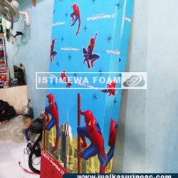 inoac motif spiderman