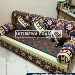 sofa bed motif terbaru