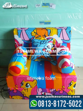Jual Sofa Bed Inoac