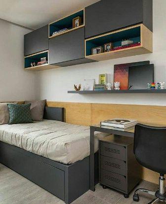 contoh tempat tidur minimalis